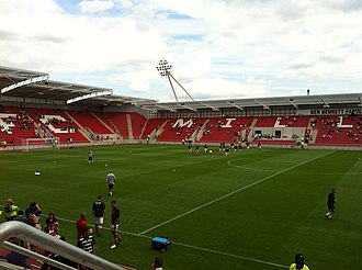 Rotherham United F.C. - New York Stadium