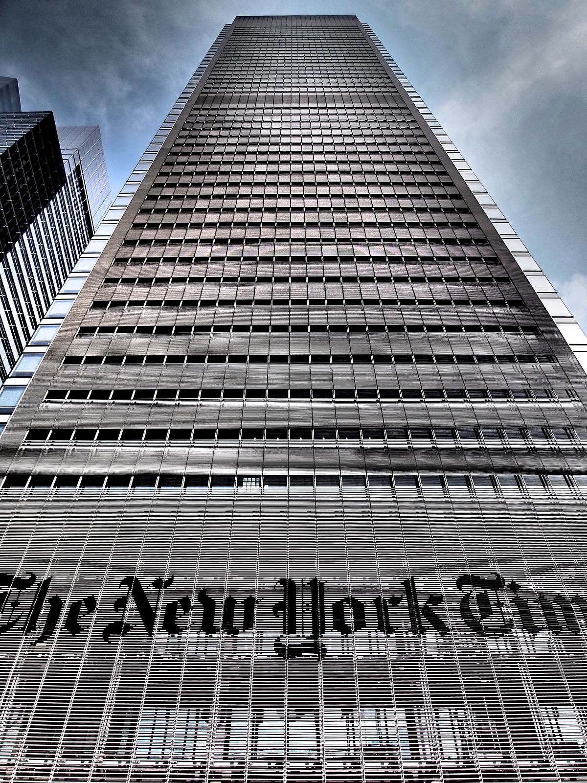 the new york times building wikipedia. Black Bedroom Furniture Sets. Home Design Ideas