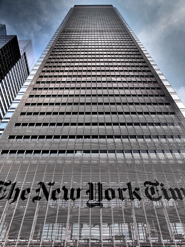 Francois Illas New Tradition: File:The New York Times Building.jpg