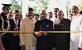 The President, Shri Ram Nath Kovind inaugurating the new Hospital Building of SVIMS - Sri Padmavathi Medical College for Women, in Tirupati, Andhra Pradesh.jpg