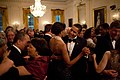 The President dances with his wife, 2009.jpg