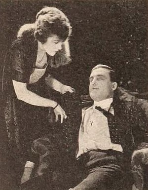 The Price of Possession - Still from a magazine