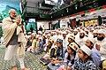 The Prime Minister, Shri Narendra Modi attending Ashara Mubaraka – Commemoration of the Martyrdom of Imam Husain (SA), organised by the Dawoodi Bohra community, at Saifee Masjid, in Indore, Madhya Pradesh (4).JPG