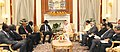 The Prime Minister, Shri Narendra Modi meeting the President of South Sudan, Mr. Salva Kiir Mayardit, in New Delhi on October 30, 2015 (2).jpg