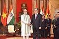 The Prime Minister, Shri Narendra Modi meeting the President of the Socialist Republic of Vietnam, Mr. Tran Dai Quang, in Hanoi, Vietnam on September 03, 2016.jpg