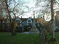 The Rose and Crown and War Memorial, Tring - geograph.org.uk - 89851.jpg