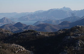 The Rumija Mountain and the Skadar Lake.jpg