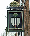 The Sign of the Nelthorpe Arms - geograph.org.uk - 776680.jpg