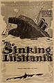 The Sinking of the Lusitania, ad in The Moving Picture Weekly July 27th, 1918, p. 7.jpg