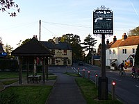 The Square, Rowledge - geograph.org.uk - 272569.jpg