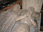 The Tomb of Michael de la Pole, 2nd Earl of Suffolk and his wife.jpg