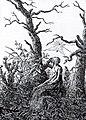 The Woman with the Cobweb by Caspar David Friedrich.jpg