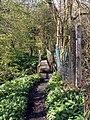 The bridge over Silkstone Beck - geograph.org.uk - 762839.jpg