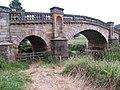 The bridge over the Wansbeck at Wallington - geograph.org.uk - 1062766.jpg