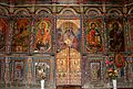 The iconostasis of the church in Dolenе.JPG
