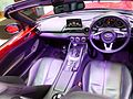 The interior of Mazda ROADSTER S Spacial Package (ND) with automatic transmission.JPG