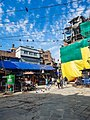 The main street of Ason, Kathmandu during COVID 19 Pandemic.jpg