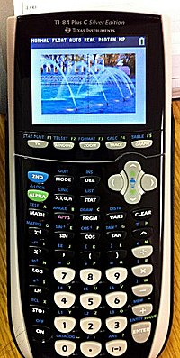 calculatrice graphique ti 89