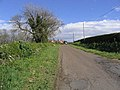 The road to Whittingham Lane - geograph.org.uk - 428992.jpg