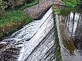 The sluice at Garlogie Dam - geograph.org.uk - 588685.jpg