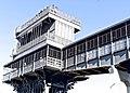 The top of Lisbon Santa Justa Lift (26463851550).jpg