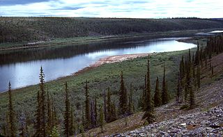 Geography of Northwest Territories