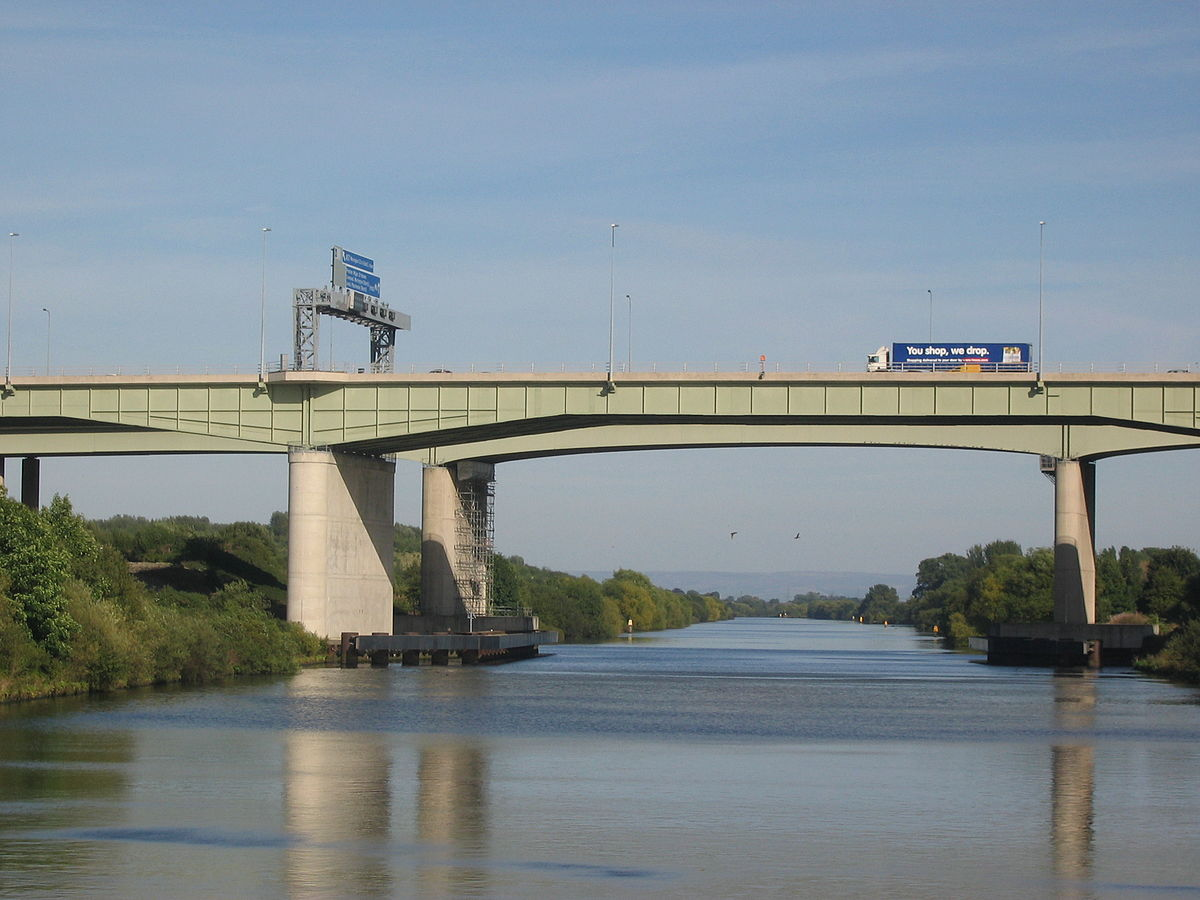 Thelwall Viaduct Wikipedia