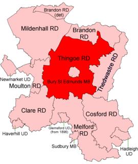 Thingoe Rural District