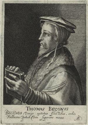 Thomas Beccon - Thomas Beccon