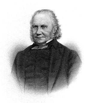 Thomas Cooper (poet) - Thomas Cooper Engraving by John Cochran