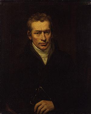 Thomas Holcroft - Portrait, oil on canvas, of Thomas Holcroft (1745–1809) by John Opie (1761–1807)