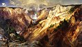 Thomas Moran - Grand Canyon of the Yellowstone - Smithsonian.jpg