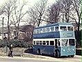 Thornton - Trolley Bus at the terminus - geograph.org.uk - 369123.jpg