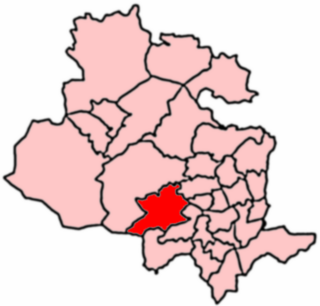 Thornton and Allerton Human settlement in the United Kingdom