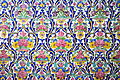 Tiles on the walls of Shah Nematollah Vali Shrine 01.JPG