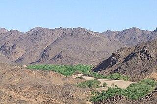 Aïr Mountains