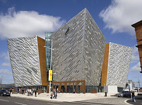 Image illustrative de l'article Titanic Belfast