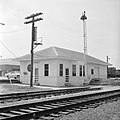 Title- (Missouri Pacific Railroad Station, Pearsall, Texas) (18235429895).jpg