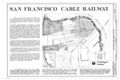 Title Sheet - San Francisco Cable Railway, Washington and Mason Streets, San Francisco, San Francisco County, CA HAER CAL,38-SANFRA,137- (sheet 1 of 8).png