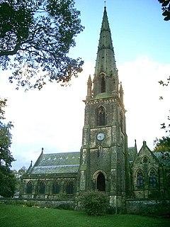 Todmorden Unitarian Church Church in West Yorkshire, England