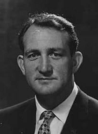 Tom Uren - Uren in 1959.