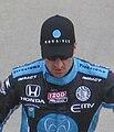 Tomas Scheckter 2010 Indy 500 Practice Day 1.JPG