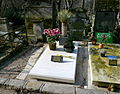 Tomb Claude Chabrol (in the cemetery Pere Lachaise).JPG