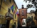 Torre civica (o Torre dell'Orologio) - Sant'Agata sul Santerno (RA) 5.jpg