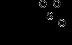 P-Toluenesulfonic acid - Image: Tosic acid