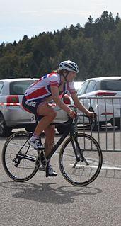 Vita Heine Norwegian cyclist