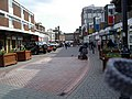 Towards the marketplace from the bus station - geograph.org.uk - 878161.jpg