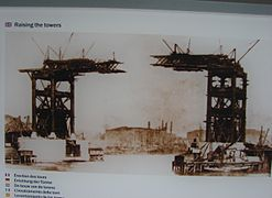 Tower Bridge, London Under Construction 1.jpg