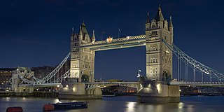 bridge in London, United Kingdom