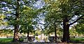 Tower Grove Park at Sailboat Pond with Castle Ruins in St Louis MO.jpg